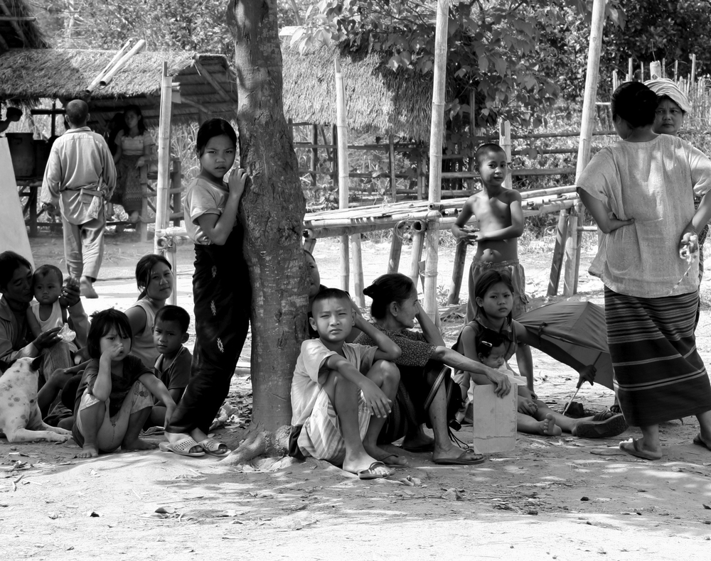 Thailand Refugee Camp 098bw copy.jpg
