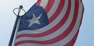 liberian-flag-monrovia