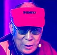 SDSU Dalai Lama