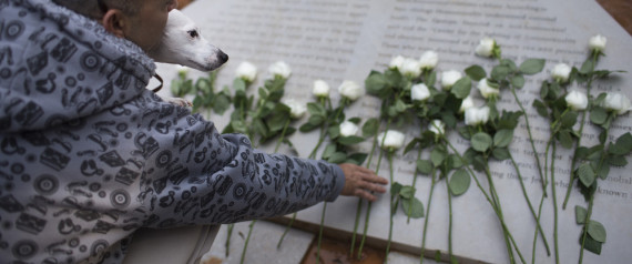 Monument To Honor LGBT Holocaust Victims Inaugurated In Tel Aviv