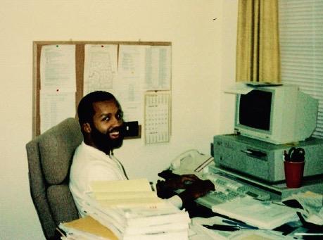 Bryan Stevenson, 1989