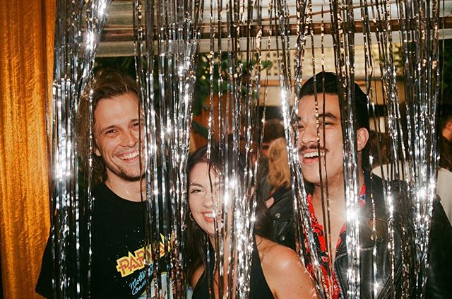 @binchicken69 and @bestpolishclub house party. #35mm #asahipentax