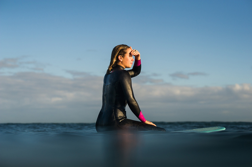 Volte Wetsuits - women's range
