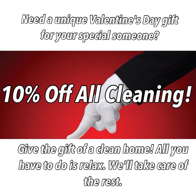 Call us today to redeem your discounted Valentine's Day cleaning when you mention this coupon --- give a gift to your special someone, or heck, just treat yourself! Give us a call, let's chat! Cleaning, organizing, professional carpet cleaning and more; we do it all! - 419.308.1686 ❤️❤️💕💕💕 #valentinesday #love #gift #cleaningservices #cleaning #officecleaning #warehousecleaning #pressurecleaning #homecleaning #cleaningservice #windowcleaning #smallbusiness #restaurantcleaning #residentialcleaning #licensedbusiness #insuredbusiness #cleaningbusiness #ohiocleaningservice #bowlinggreen #bgsu #falconpride