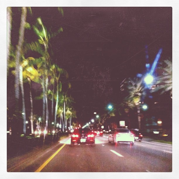 Bal Harbour x Miss Daisy. (Taken with instagram)