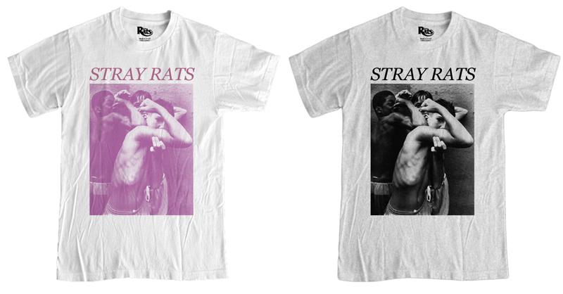 Stray Rats Summer '11.