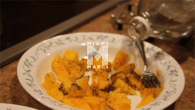 See how we do this Mango Salad thing over at MiamiMarci.com.
