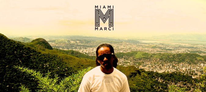 Got a chance to go to Brazil not too long ago. All the rest of it is on  MiamiMarci.com .