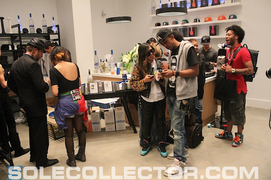 @SoleCollector x #UNKNWN opening event.