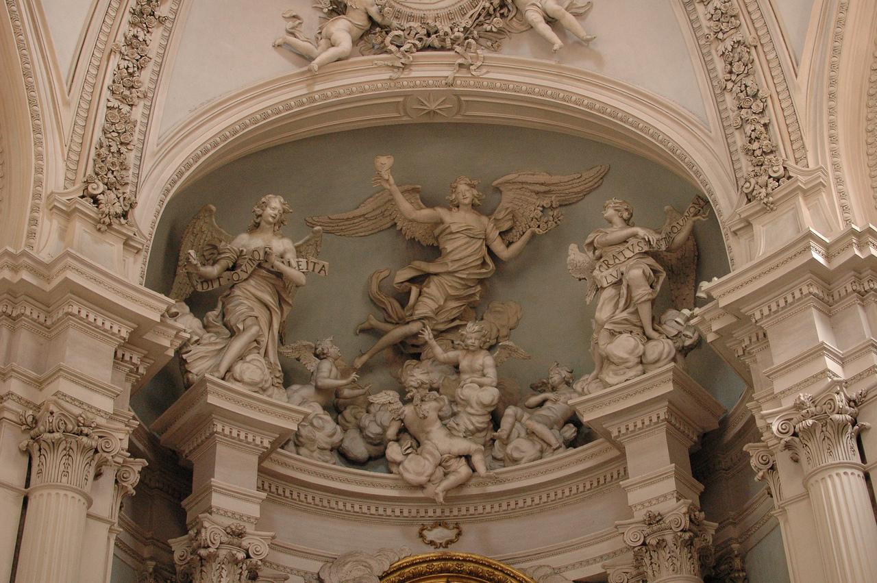 fusionkelvar :     Saint John Lateran