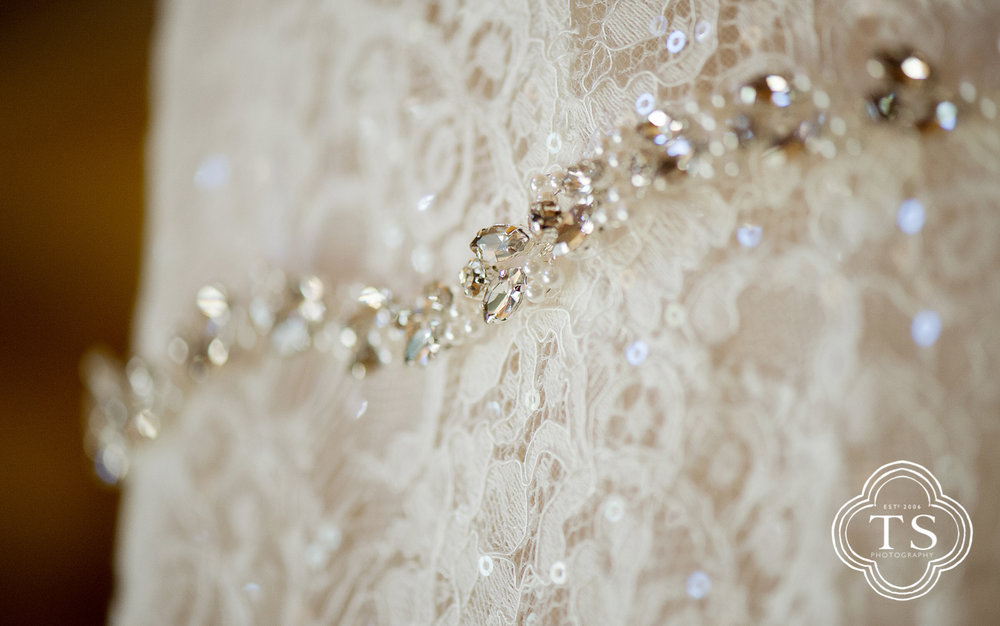 Lace Wedding Bridal Gown