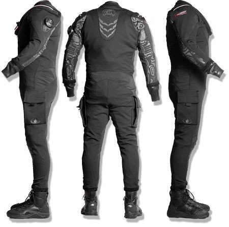Whites Fusion Tech Drysuit