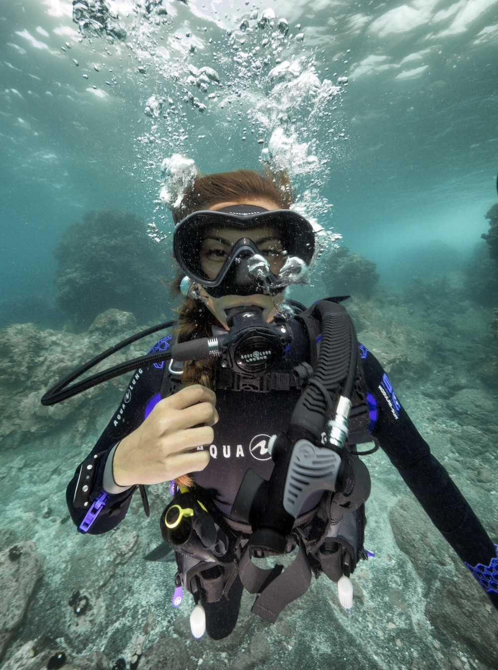 Regulators & Instruments - A safe diver likes to be in control of their situation.Owning your own Breathing Apparatus and Instruments ensures you have comfort and control over what is an essential part of your equipment.See our range of great quality Regulators, Gauges & Dive Computers!