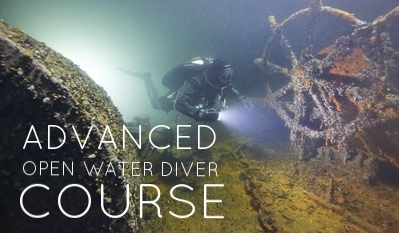 Progress from your Open Water onto your Advanced Open Water to advance you dive skills training and knowledge. Get a taste of 5 different Adventure Dives, including Deep and Underwater Navigation, as you take the giant stride to the next level!