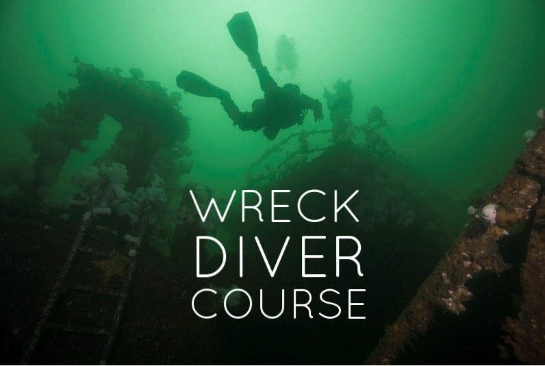 Explore some of the coolest things in the ocean - wrecks! Learn how to safely dive, navigate and penetrate a wreck, whilst exploring some incredible local BC wrecks