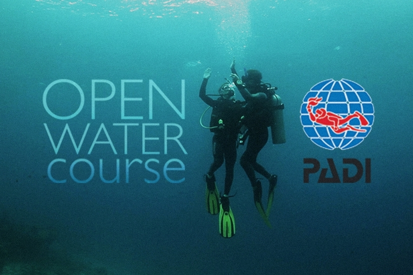 Want to get your Scuba Diving Certification? The PADI Open Water Course will take you from a beginner to a trained Scuba Diver in just 2 Weekends!