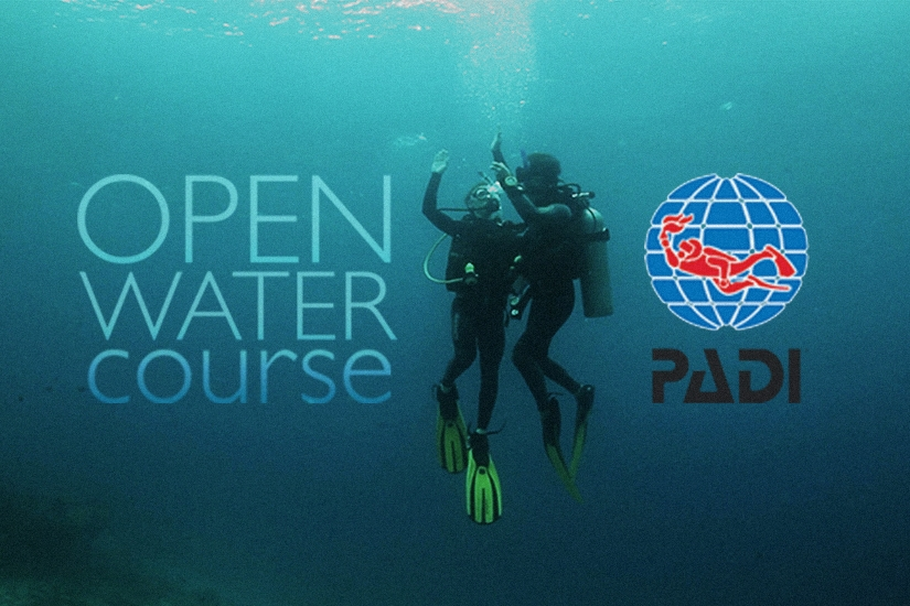 The PADI Open Water Diver Course is the first step in your Scuba Diving Education. It will give you the knowledge and training to safely scuba dive most anywhere in the world! Millions of people have learned to scuba dive and gone on to discover the wonders of the aquatic world through this course.  At the end of the course you will recieve a lifelong PADI Open Water Diver Certification card, indicating that you are a trained diver to a depth of 18 meters / 60 feet. Whether you want to dive cold water here in Canada or explore tropical beaches and coral reefs, the PADI Open Water Diver Course is the place to start!