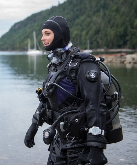 Drysuit Certification Upgrade  Only $99