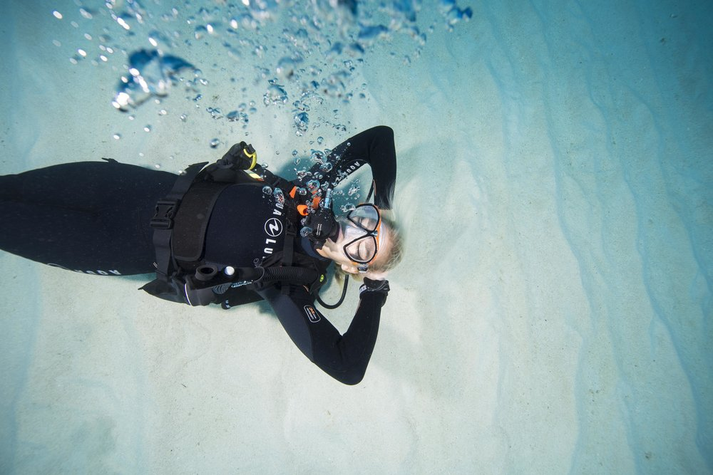 To teach you how to safely dive with Nitrox to extend your dive time and shorten you surface time -