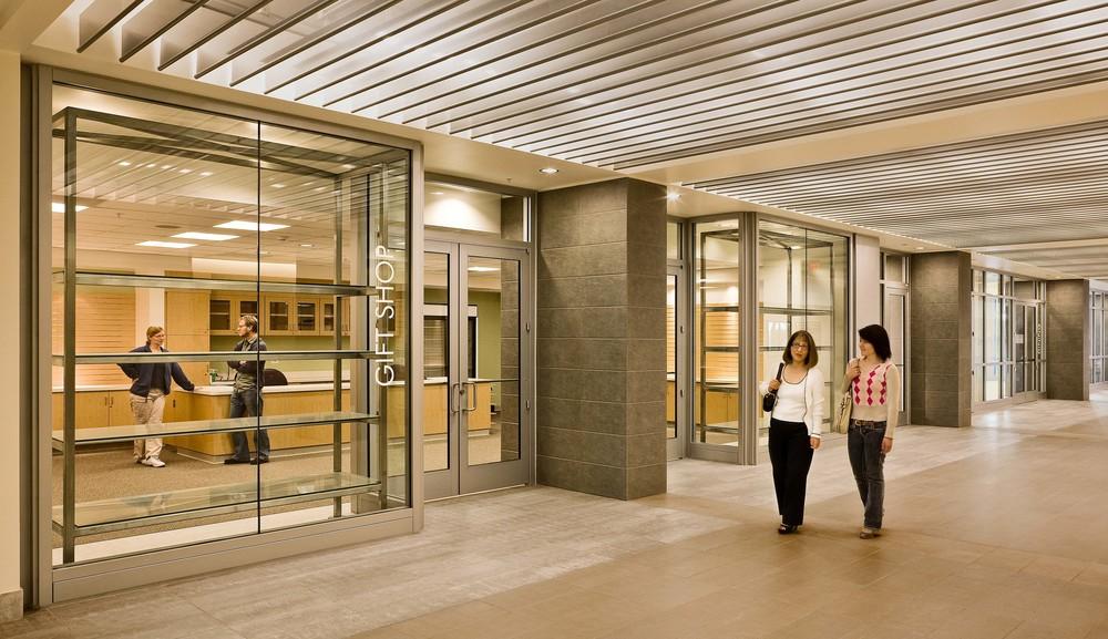 Gift Shop Corridor