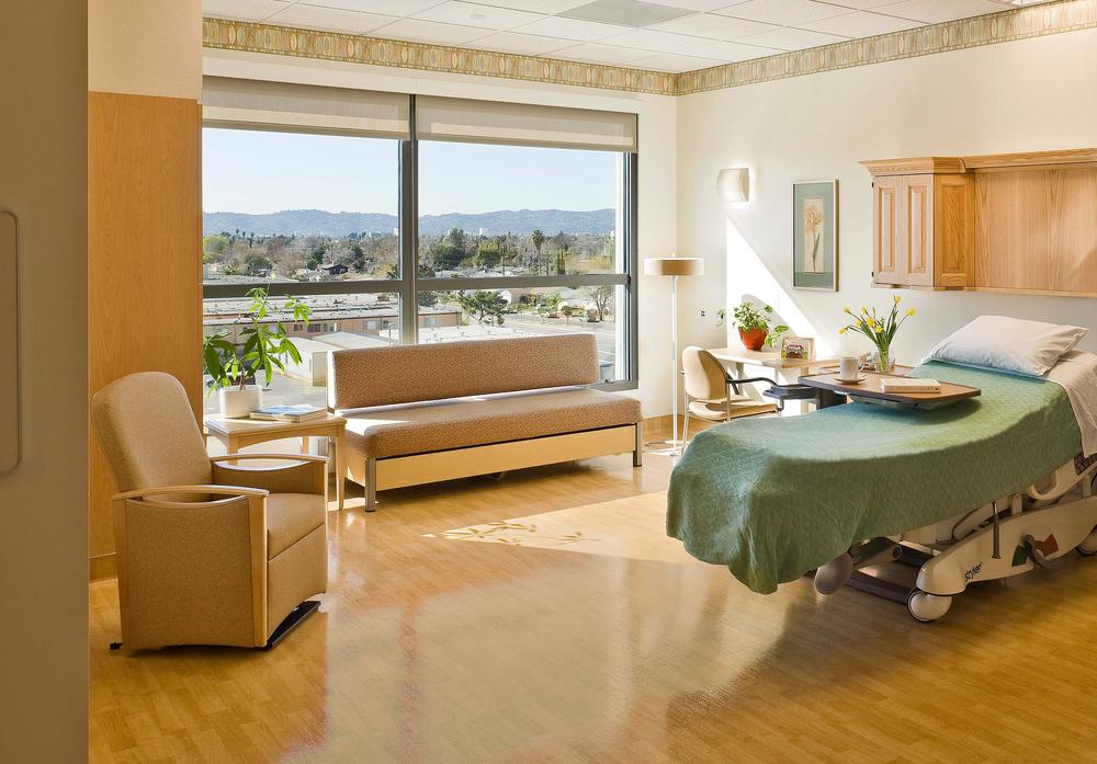 LDR Patient Room