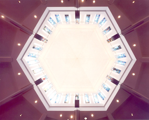 Assembly Hall Ceiling