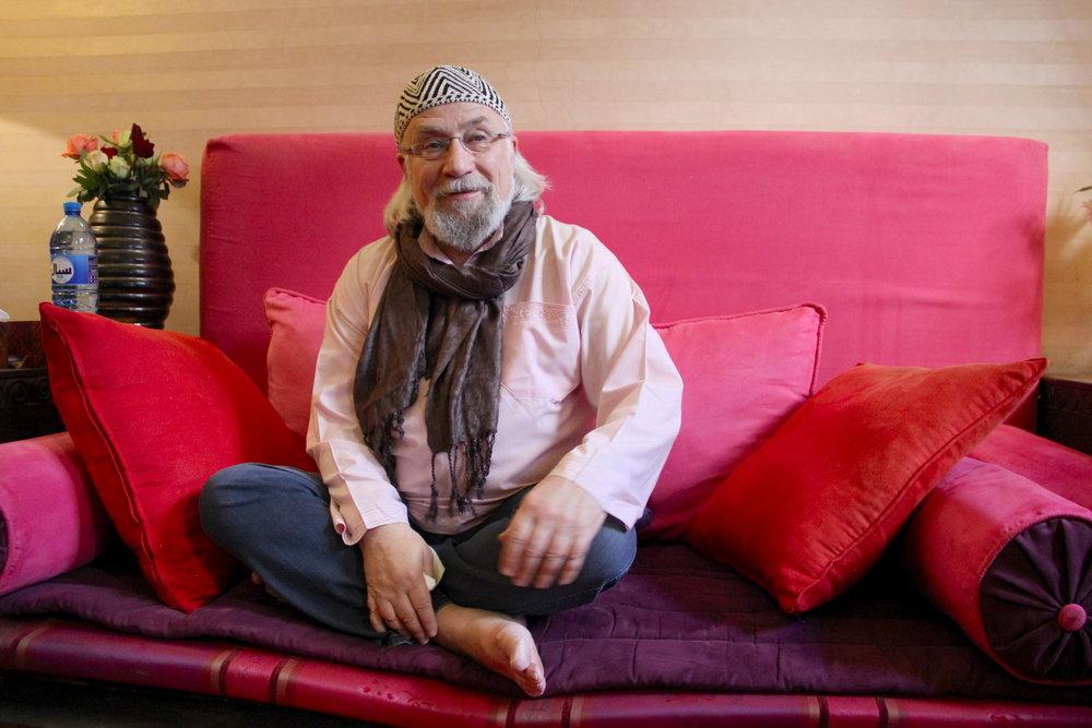 8.31.12_Morocco_Swami Premodaya_single.JPG