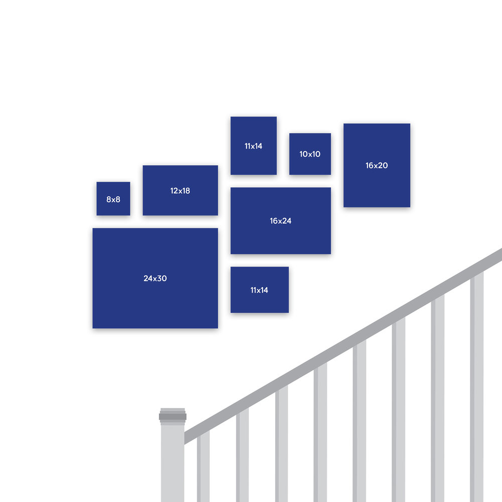 staircase collage template whcc resources