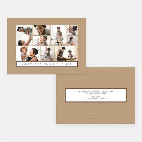 Press Printed Cards