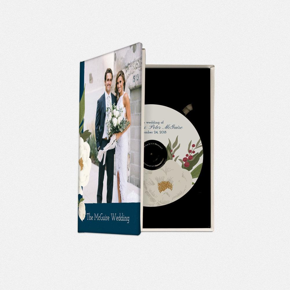 CD/DVD Cases & Discs