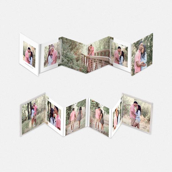 East West Romance Square Accordion Mini Book — WHCC Resources