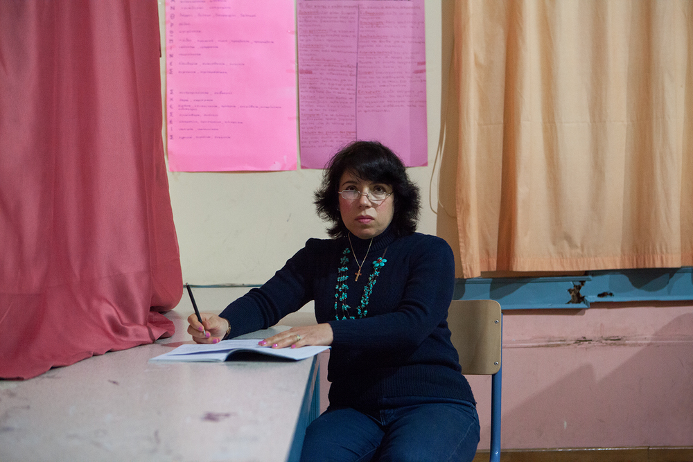 "Maria loves mathematics. Sometimes, she feels she wants ""more"" than this school can provide."