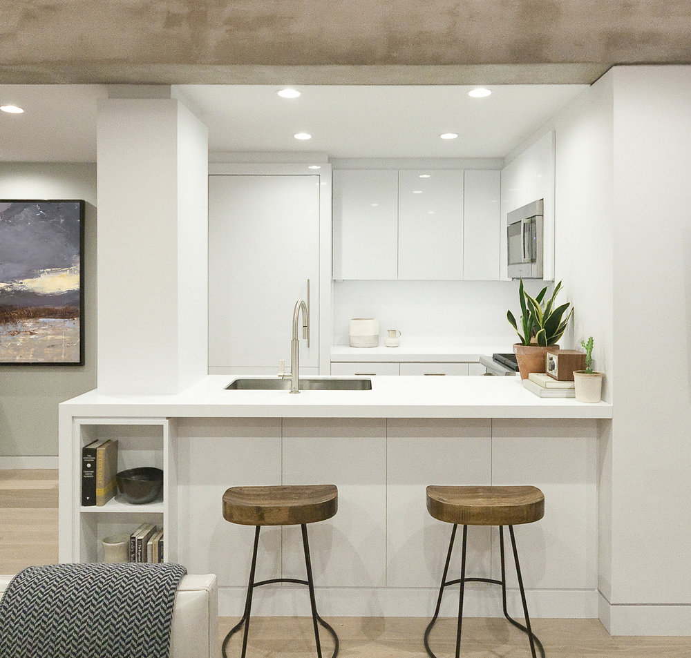 5th Avenue Apartment Renovation, New York NY This Project Transformed A  Very Dark And Compartmentalized