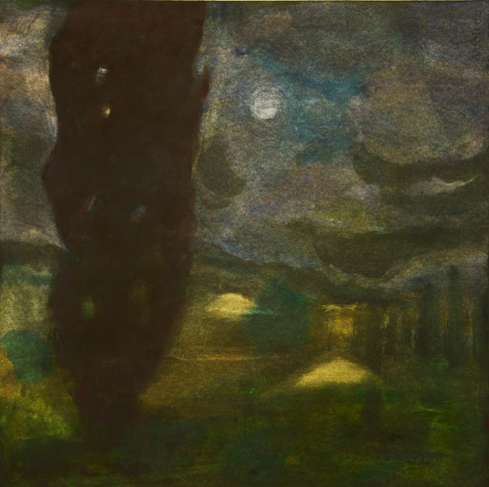 Menerbes Landscape series, 08
