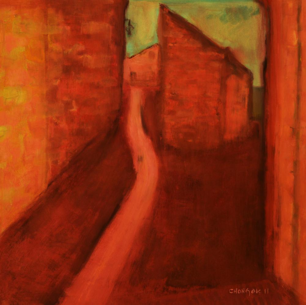 Menerbes Landscape series, 14