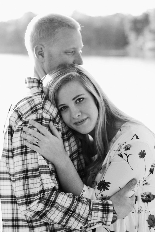 Engagement Photography in Kernersville Winston-Salem Greensboro Lake Park