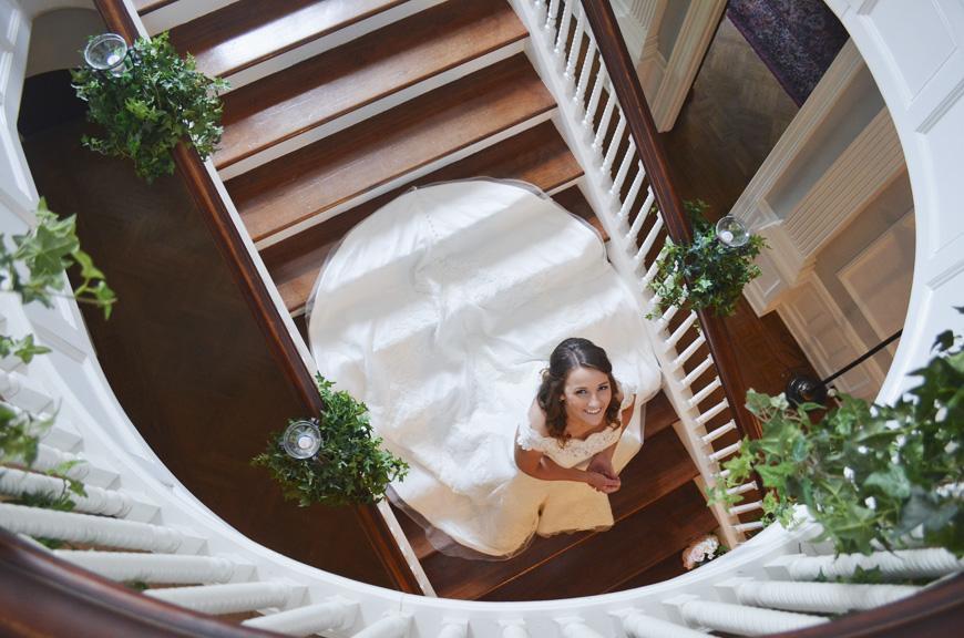 Bel Mont Wedding Bridal Portrait Photography