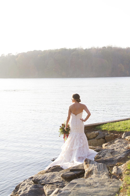 Bella Collina Wedding Bridal Portraits