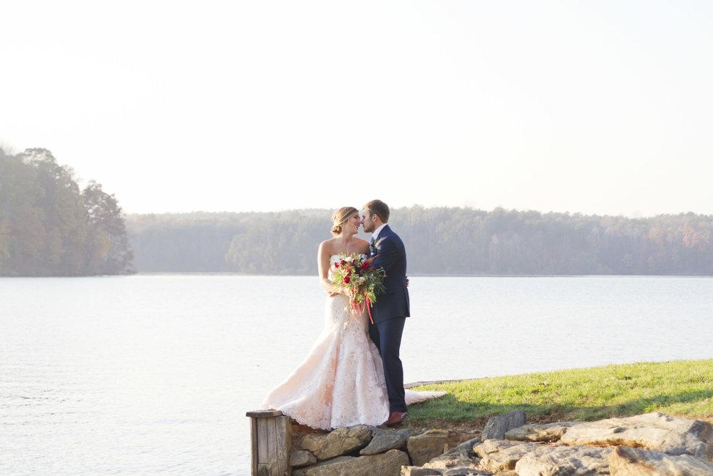 Bella Collina Wedding Bride and Groom Mr and Mrs