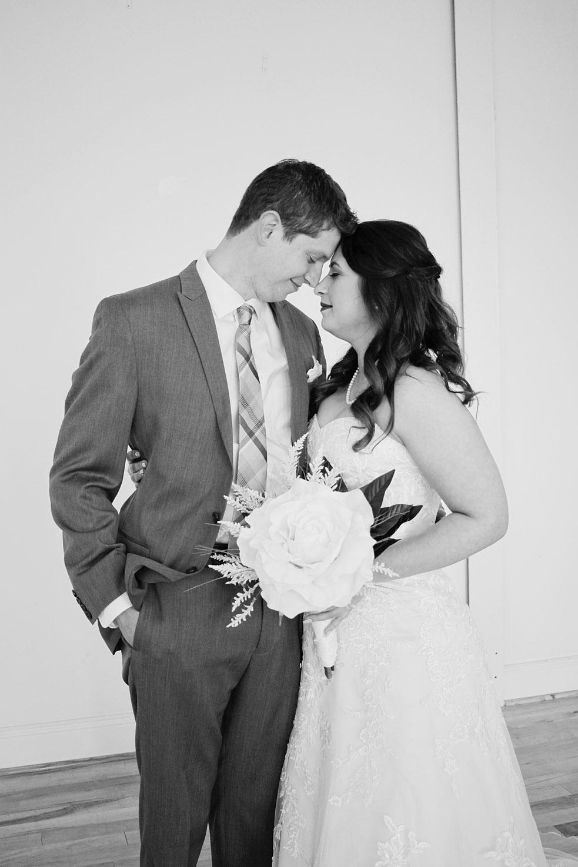 Revolution Mills Wedding by Kayli LaFon Photography