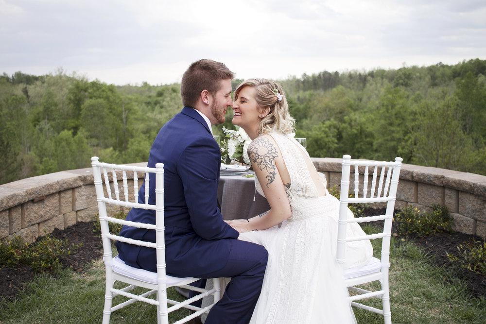 Hideaway at Crooked Creek Wedding by Kayli LaFon Photography