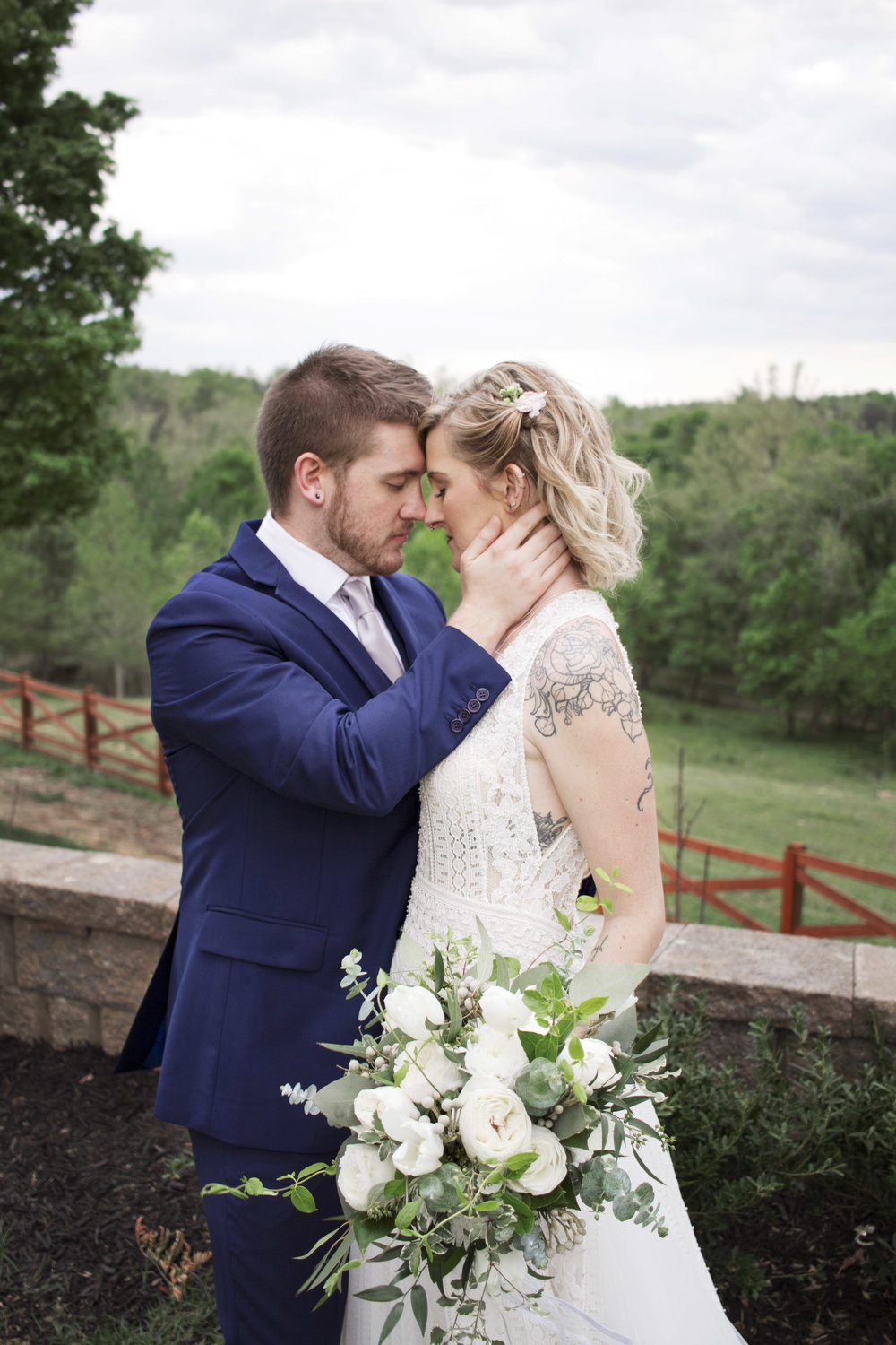 Crooked Creek Wedding at Kayli LaFon Photography