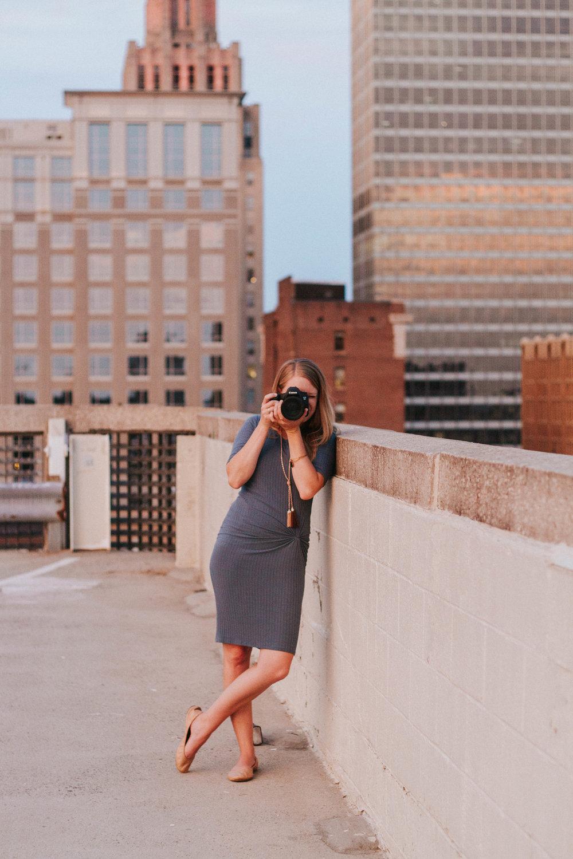 Photographer Meet Up downtown Winston-Salem, NC