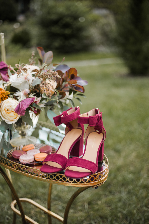 Reynolda Gardens French Styled Shoot Wedding Photography