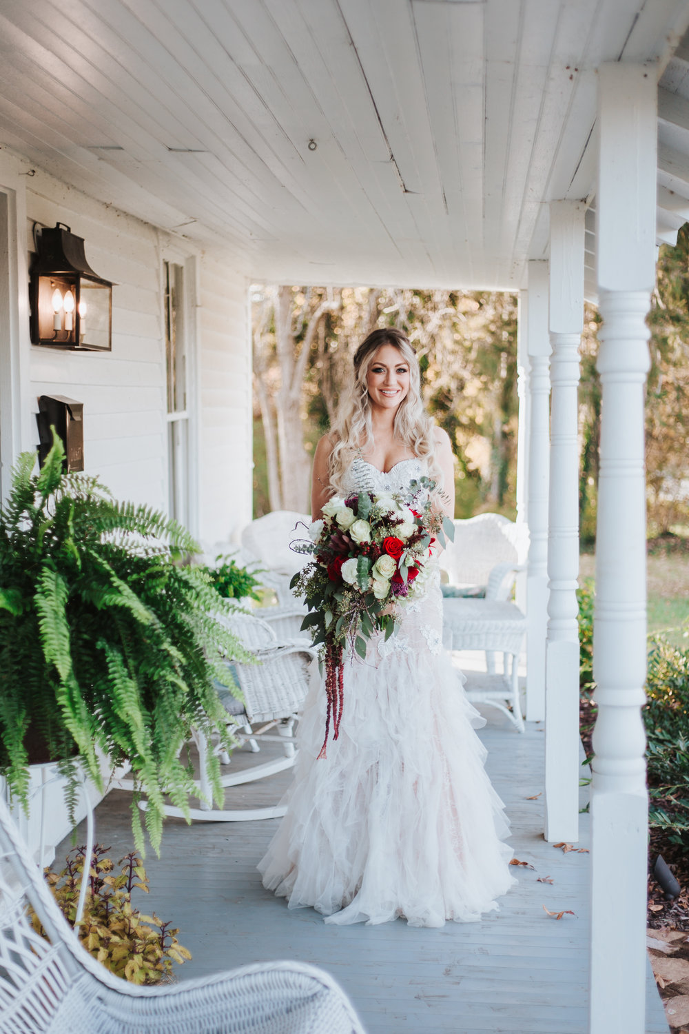 Willstella Farms Fall Styled Wedding Shoot by Greensboro Winston-Salem, NC Photographer