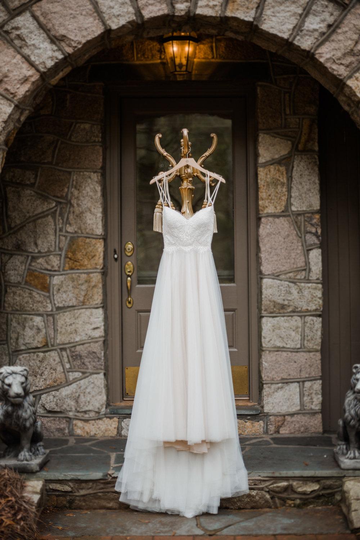 Wedding Dress by Greensboro Winston-Salem Photographer   Kayli LaFon Photography