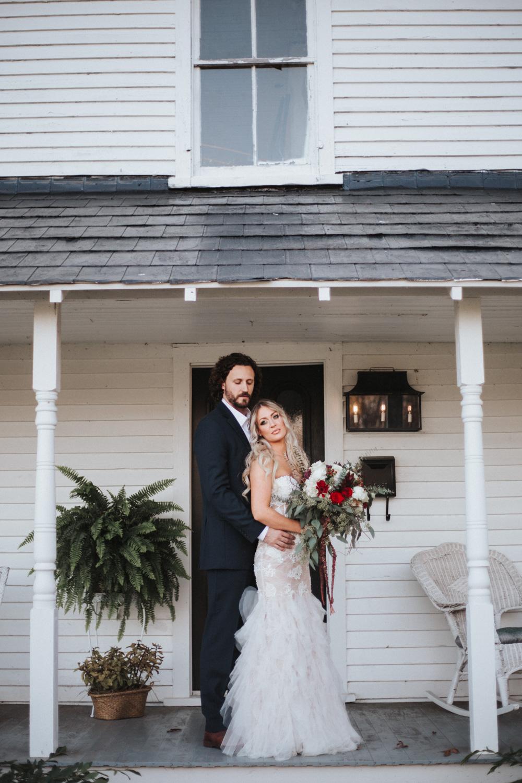Willstella Farms Shoot 017_.jpgWillstella Farm Fall Wedding Couple in Kernersville, NC | by Kayli LaFon Photography | Greensboro Winston-Salem, NC
