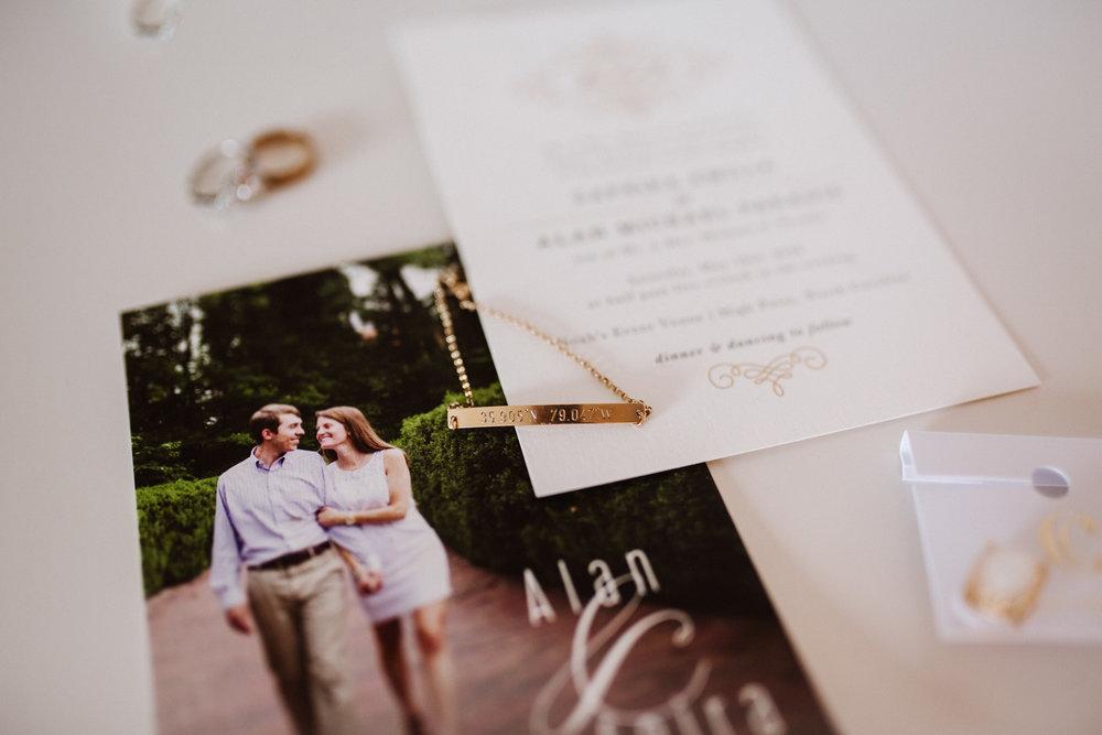 wedding day details by Kayli LaFon Photography