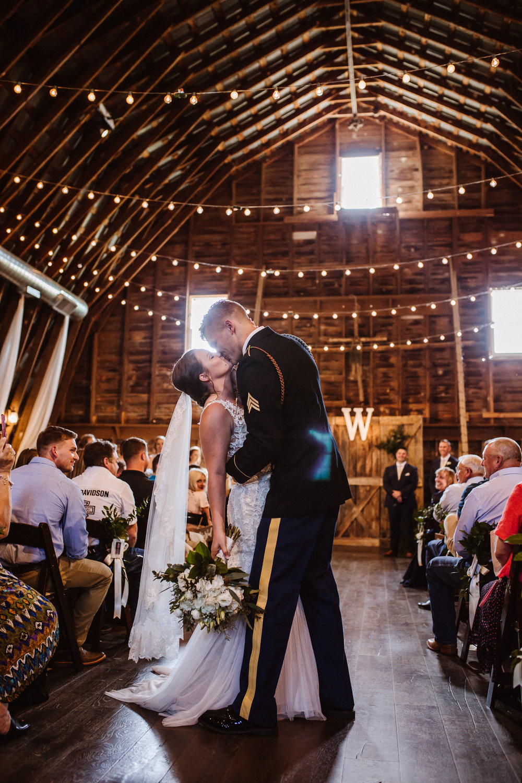Millikan Farms Sophia, NC Wedding Venue | Kayli LaFon Photography