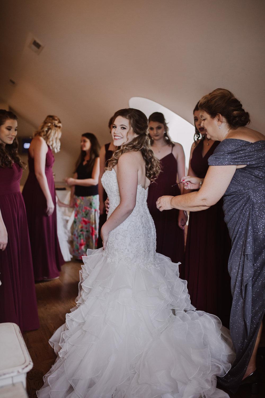 Bella Collina wedding   bridal details and getting ready   Kayli LaFon Photography, Greensboro Winston-Salem NC Photographer